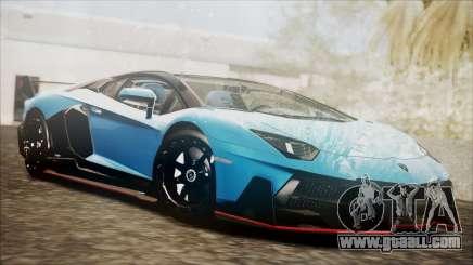 Lamborghini Veneno LP700-4 AVSM for GTA San Andreas