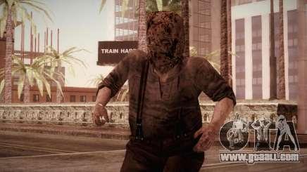 RE4 Dr. Salvador from Mercenaries for GTA San Andreas