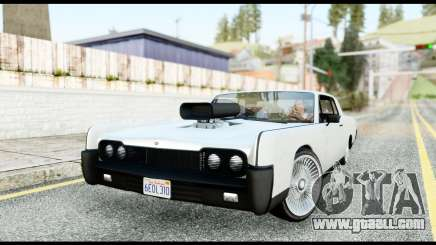 GTA 5 Vapid Chino Tuning v2 for GTA San Andreas