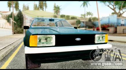 Ford Taunus 2.3 for GTA San Andreas
