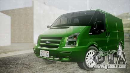 Ford Transit SSV 2011 for GTA San Andreas