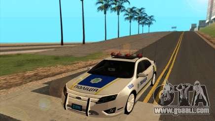 Ford Taurus Ukraine Police for GTA San Andreas