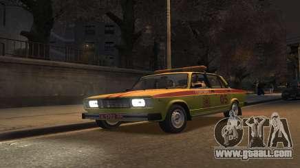 VAZ 2105 Gorsvet for GTA 4