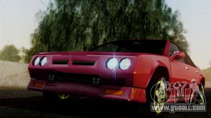 4-door Buffalo for GTA San Andreas