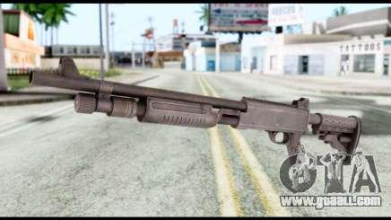 Combat Shotgun from Resident Evil 6 for GTA San Andreas