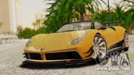 Pegassi Osyra Extra 2 for GTA San Andreas