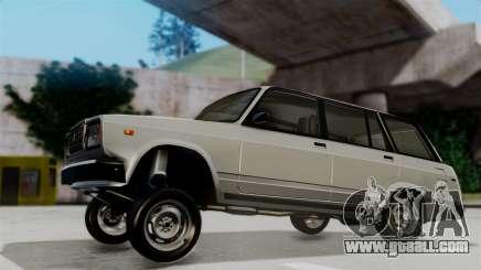 VAZ 21047 for GTA San Andreas