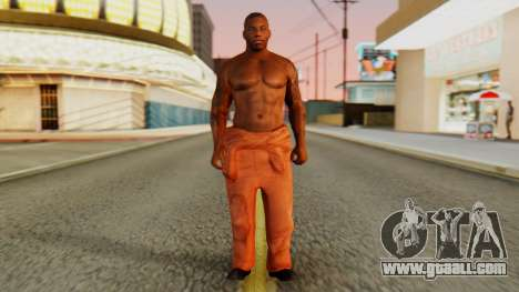 [GTA 5] Prisoner1 for GTA San Andreas second screenshot