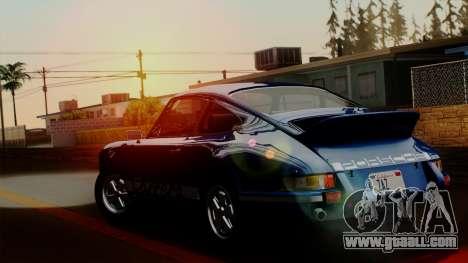 Porsche 911 Carrera RS 2.7 Sport (911) 1972 HQLM for GTA San Andreas left view