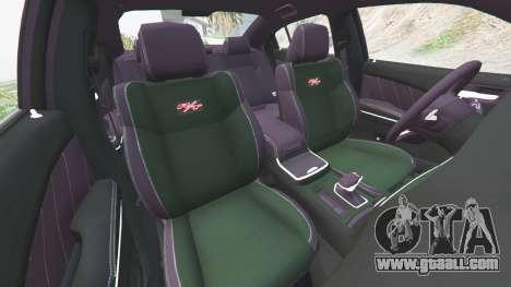 Dodge Charger RT 2015 v0.5 for GTA 5