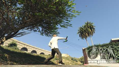 GTA 5 Tomahawk second screenshot