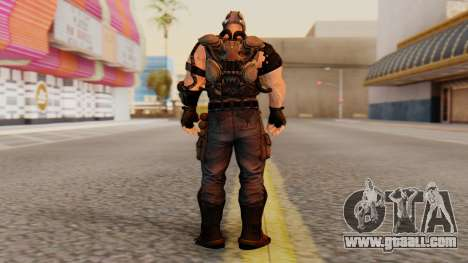 The Bane Ultimate Boss for GTA San Andreas third screenshot