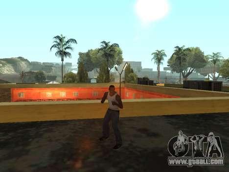 Animation from GTA Vice City for GTA San Andreas forth screenshot