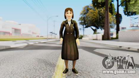 Lara Croft Child for GTA San Andreas second screenshot