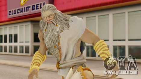 Zeus v1 God Of War 3 for GTA San Andreas