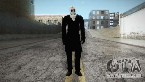 Franklyn Movie Skin for GTA San Andreas second screenshot
