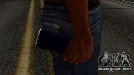 Original HD Spraycan for GTA San Andreas third screenshot