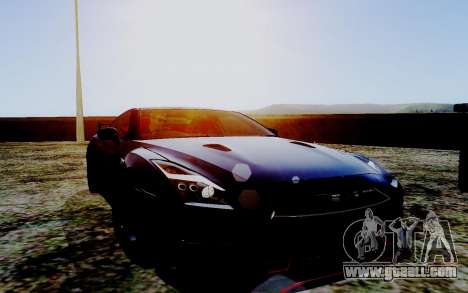 ENB Series HQ Graphics v2 for GTA San Andreas fifth screenshot