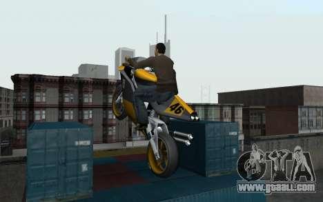 New Sky for GTA San Andreas fifth screenshot