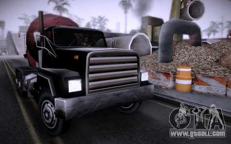 Building on Grove Street v0.1 Beta for GTA San Andreas twelth screenshot