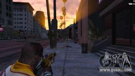 GTA 5 Laser sight second screenshot