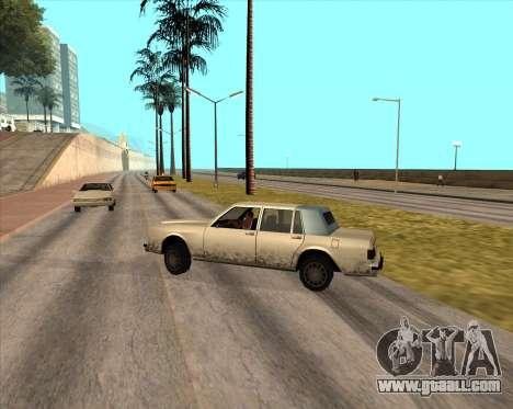 Drift for GTA San Andreas