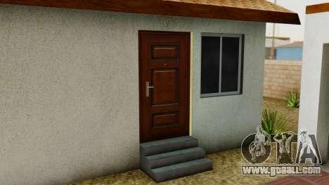Big Smoke House for GTA San Andreas fifth screenshot