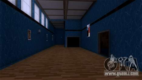Retextured interior of the mansion MADD Dogg for GTA San Andreas tenth screenshot