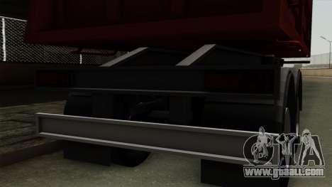 Trailer Dumper for GTA San Andreas right view