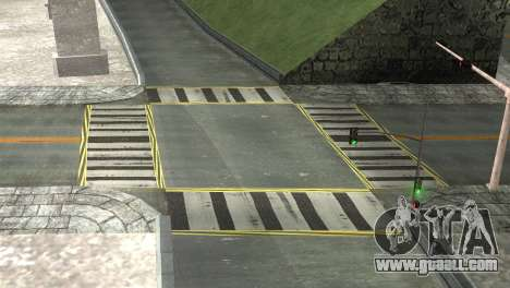 Roads Full Version LS-LV-SF for GTA San Andreas fifth screenshot
