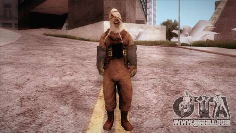 Order Soldier5 from Silent Hill for GTA San Andreas second screenshot