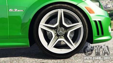 Mercedes-Benz C63 (W204) AMG