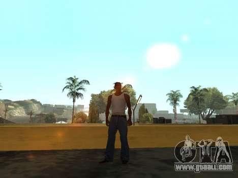 Animation from GTA Vice City for GTA San Andreas