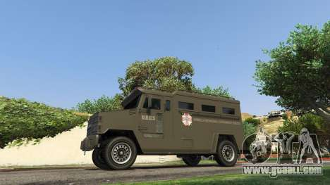 GTA 5 Raccoon City Vehicles sixth screenshot