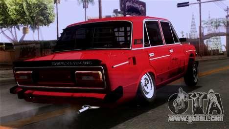 VAZ 2106 BC for GTA San Andreas