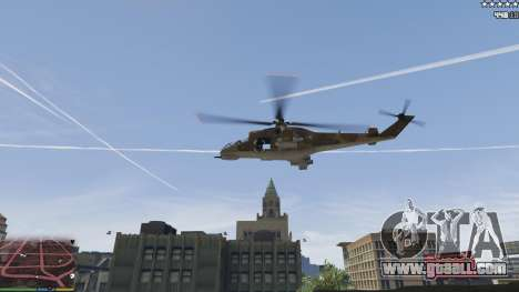 GTA 5 The army instead of the police on 5-stars v1.3.4 sixth screenshot