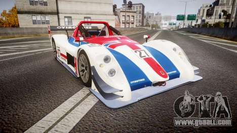 Radical SR8 RX 2011 [27] for GTA 4