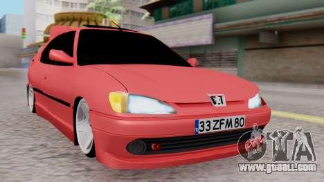 Peugeot 306 GTI for GTA San Andreas