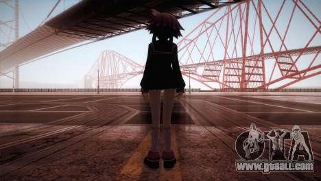Natsumi for GTA San Andreas third screenshot