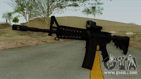 AR-15 Trijicon for GTA San Andreas