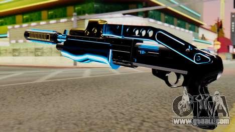 Fulmicotone Shotgun for GTA San Andreas second screenshot