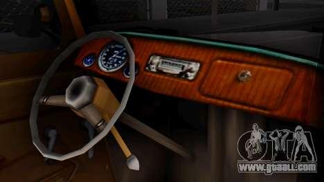 Smith V8 from Mafia 2 for GTA San Andreas right view