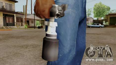 Original HD Camera for GTA San Andreas third screenshot