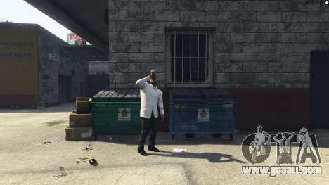 Drink & Smoke for GTA 5