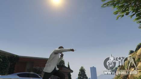 GTA 5 Karambit third screenshot