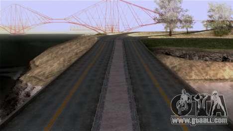 Roads Full Version LS-LV-SF for GTA San Andreas