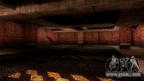 Doherty Garage Retexture for GTA San Andreas