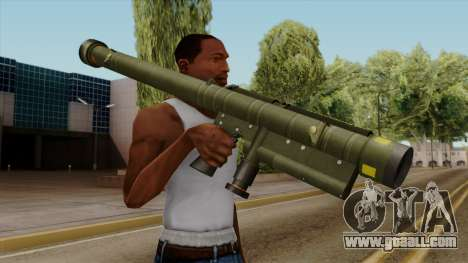 Original HD Heatseek for GTA San Andreas third screenshot