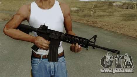 AR-15 Ironsight for GTA San Andreas third screenshot
