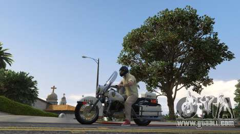 GTA 5 Raccoon City Vehicles fourth screenshot